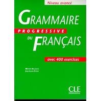 Grammaire Progressive du Français: Niveau Avancé (French Edition)