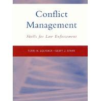 Conflict Management Skills For Law Enforcement