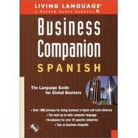 Business Companion:  Spanish