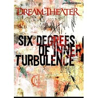 Dream Theater Six Degrees of Inner Turbulence - Softcover Guitar TAB