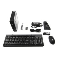 HP E4S26AT#ABA T510 THIN CLIENT 16GB Flash 4GB RAM WIRELESS WES7E