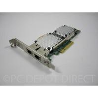 HP 652497-B21 ETHERNET 1GB 2-PORT 361T Pci-E 656241-001 652495-001