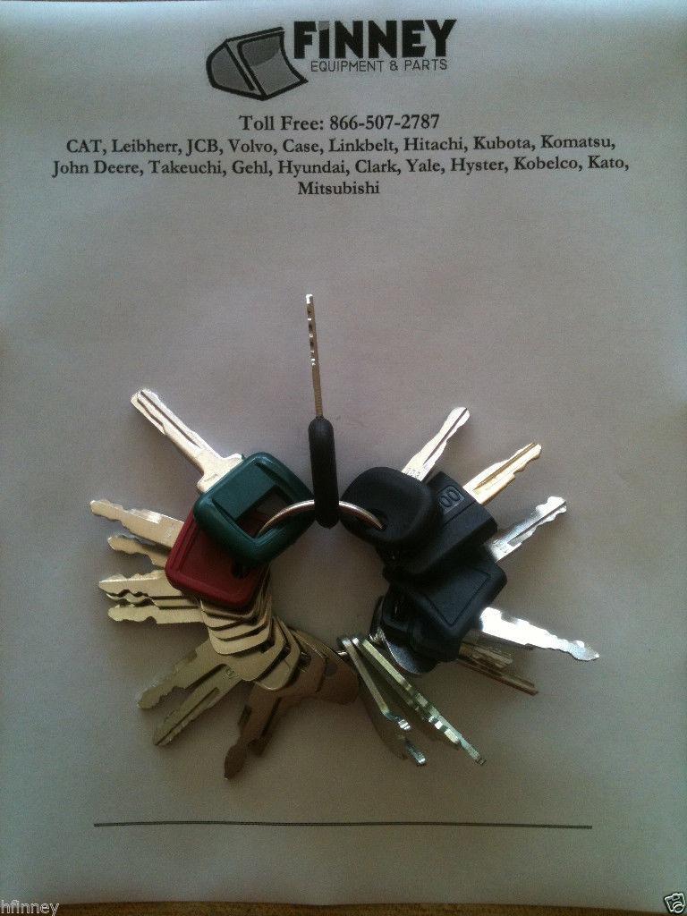 Cat Construction Equipment Construction Equipment Key