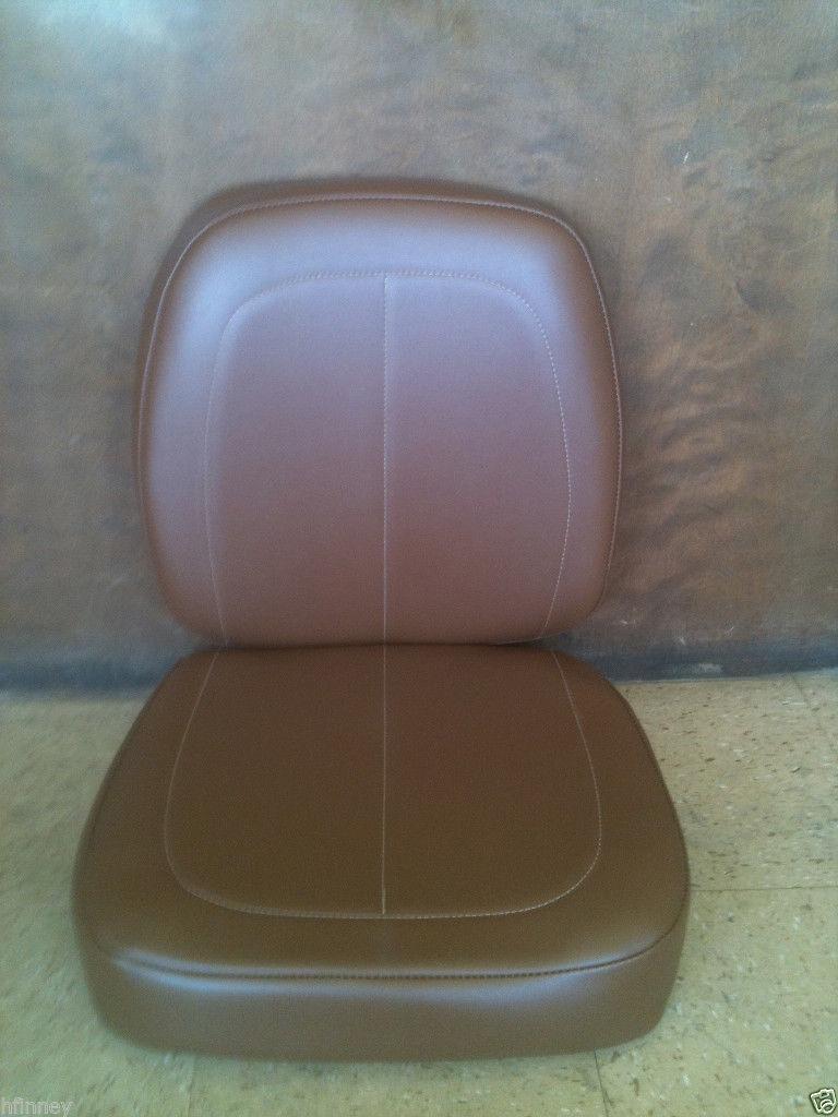 Case Backhoe Parts >> Case 580SK Super K Backhoe SUSPENSION SEAT cushion set ...