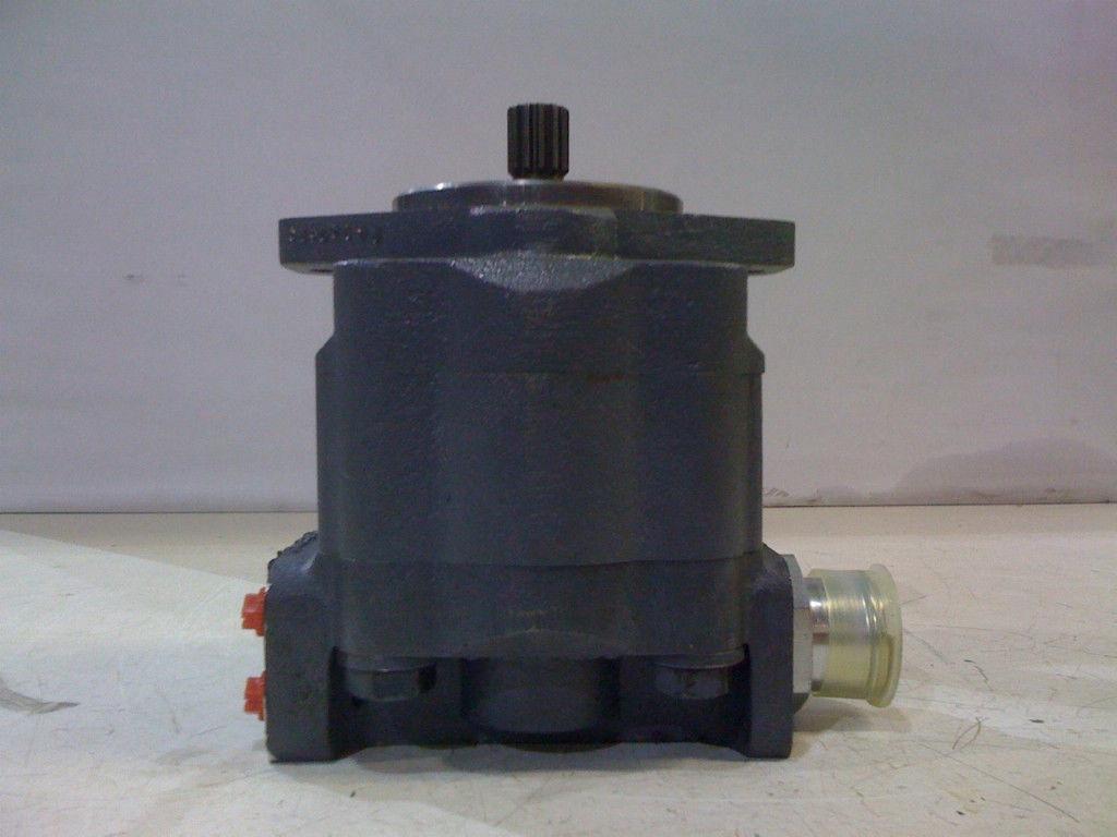 Ford Backhoe Hydraulic Pump 555c 555d 655d E7nn600ca