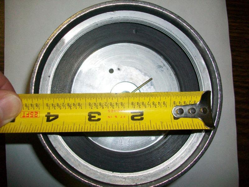 Caterpillar Cat D6c D4d D7g 963 950 941b Locking Fuel Cap
