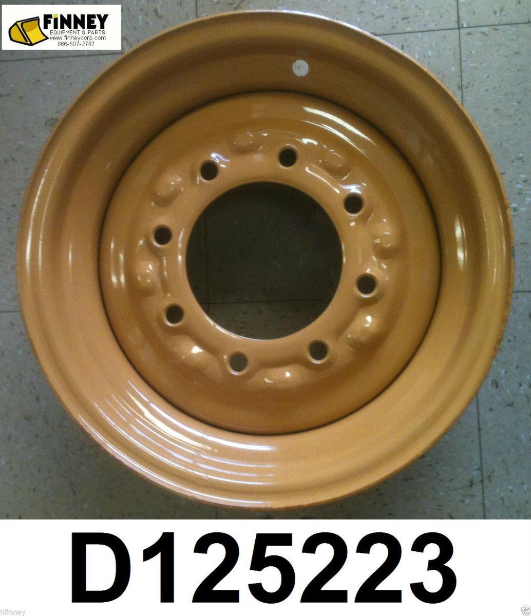 Sd Case B C D Se K Sk Backhoe Wd Front Rim Wheel New D