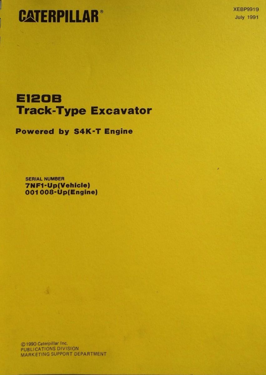 Caterpillar engine manual free download | Official