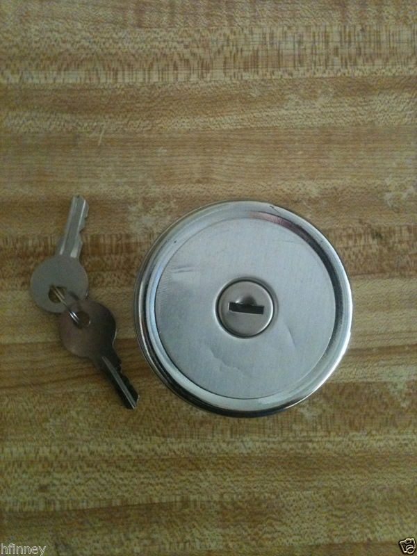 Locking Fuel Cap Case 40xt 60xt 70xt 90xt Skid Steer