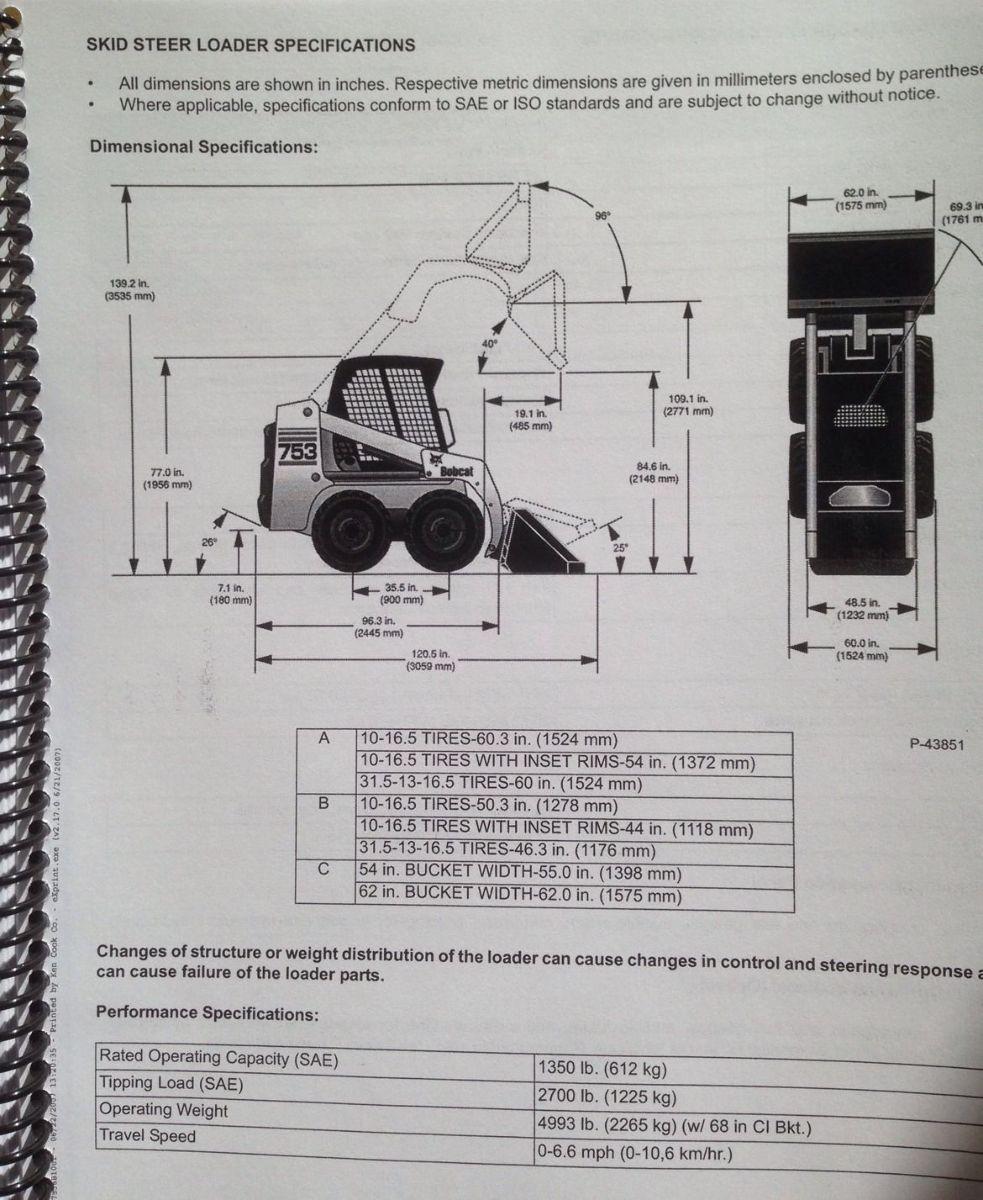 Sd Bobcat G G Operation Maintenance Manual Book Operator