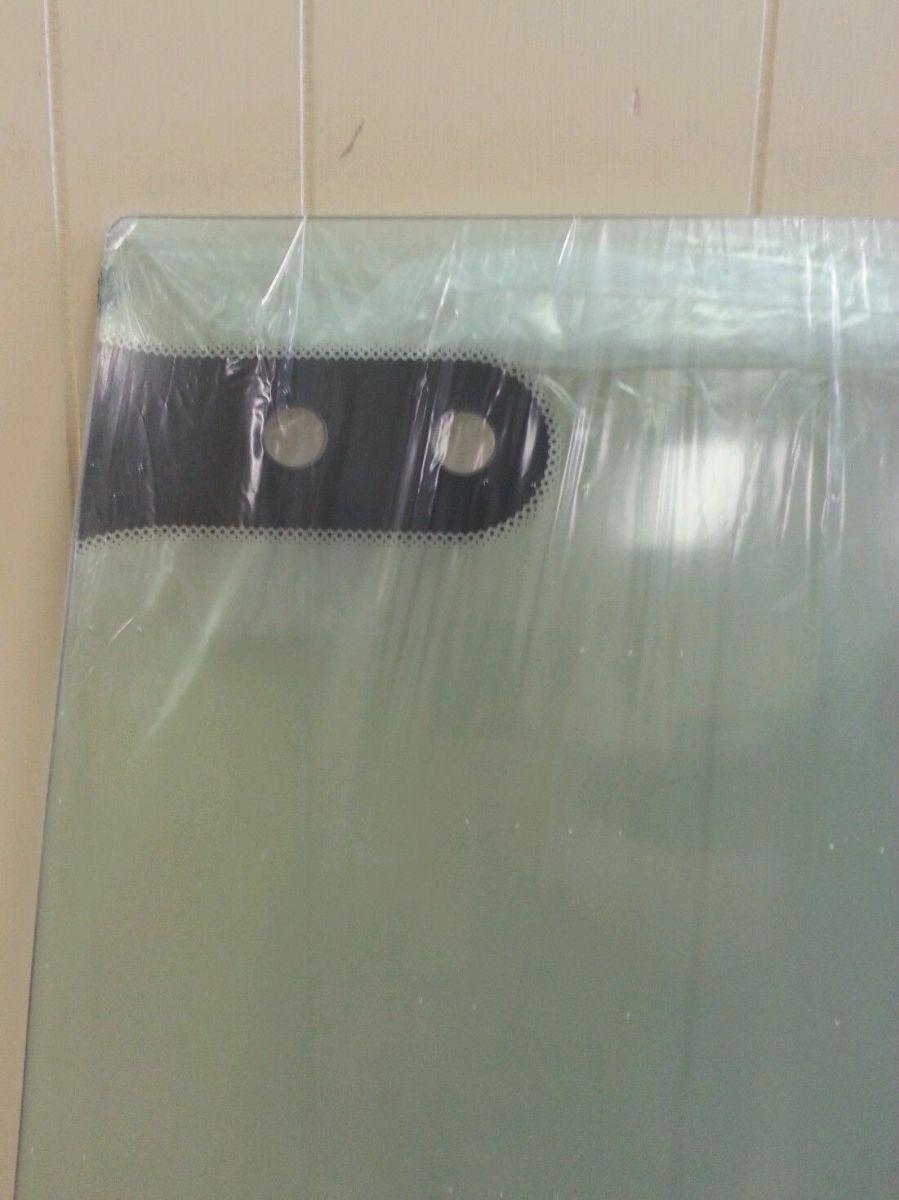 Case Backhoe Glass : Case m sm right door upper glass a
