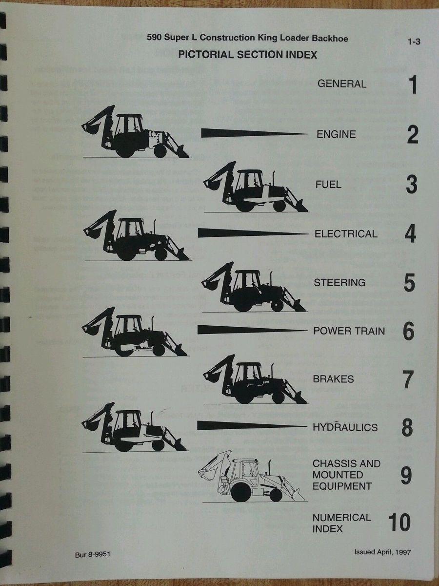 590m Tractor Case Backhoe Wiring Diagram Electrical Diagrams 580 590sl Illustration Of U2022
