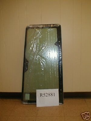 Case Lh Door Rear Window 580k 580l 590 R54107 Super L