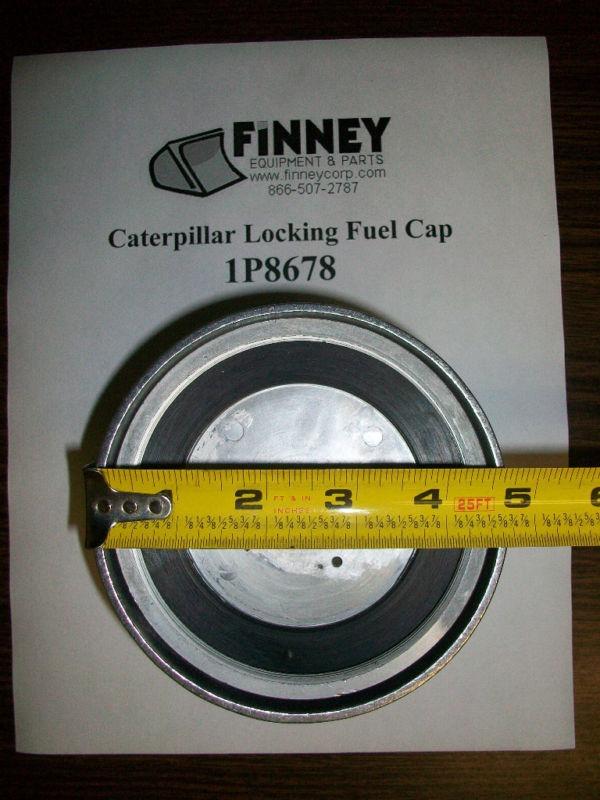 Caterpillar Cat D3c D4c D5c Locking Fuel Cap 5g3612