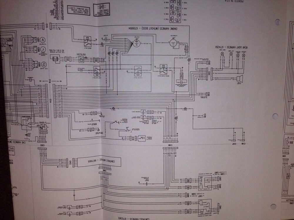 Bobcat Hydraulic Control Wiring Schematic Trusted Diagramrhdafpodsco: Wiring Diagrams For Bobcat 773 At Gmaili.net