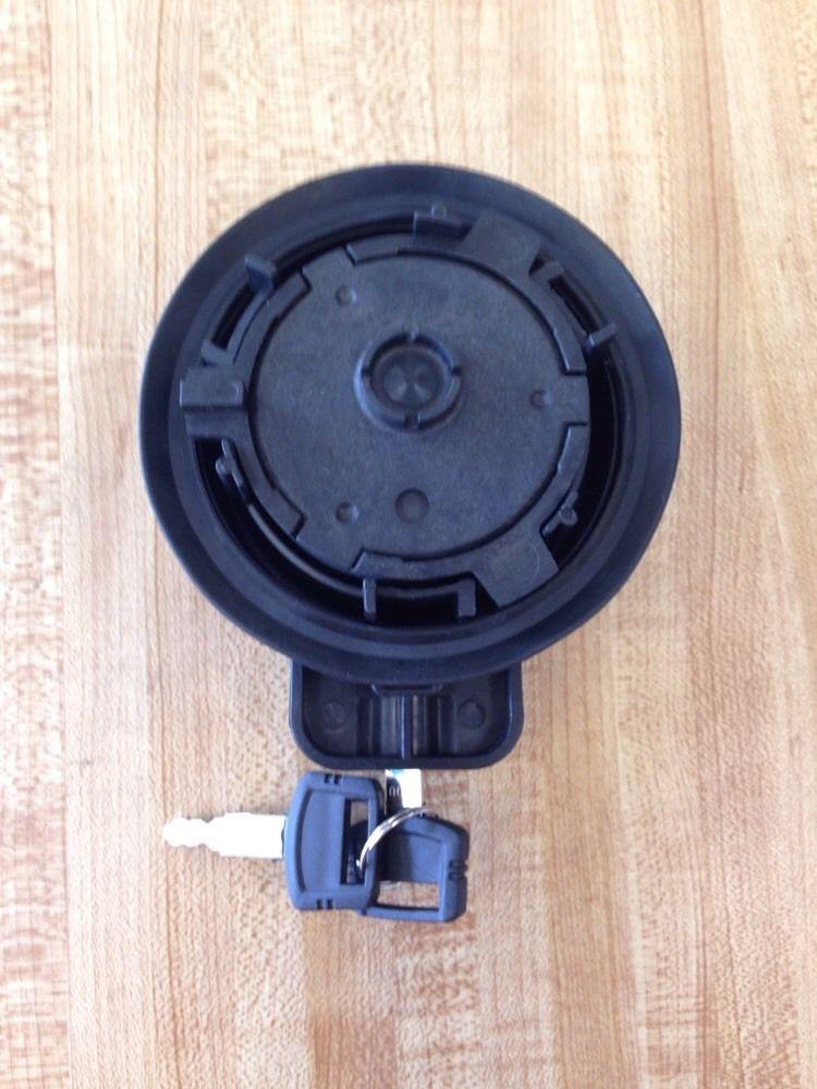 Fya00010024 Deere Jd Excavator Locking Fuel Cap With Keys