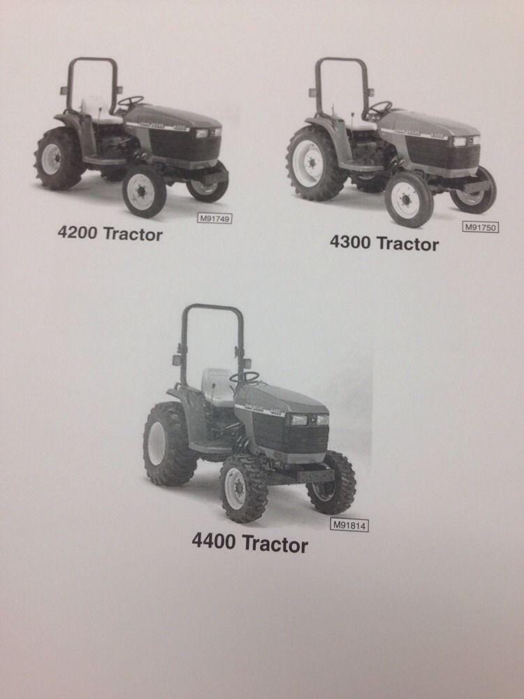 john deere 4400 tractor wiring diagram john wiring diagrams