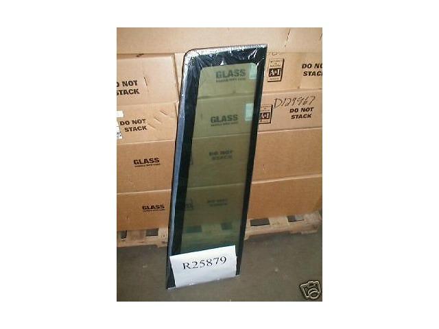 Case Backhoe Glass : Case k l backhoe left door front window r