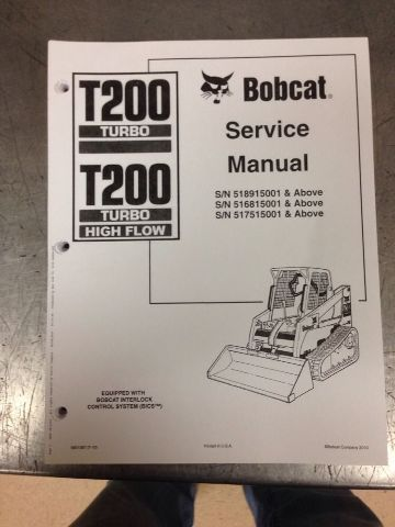 swinger 200 loader parts manual