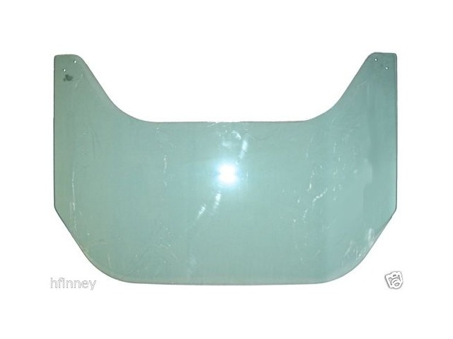 Case Backhoe Glass : A case m super sm rear center glass