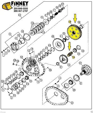 John Deere Excavator Wiring Diagram