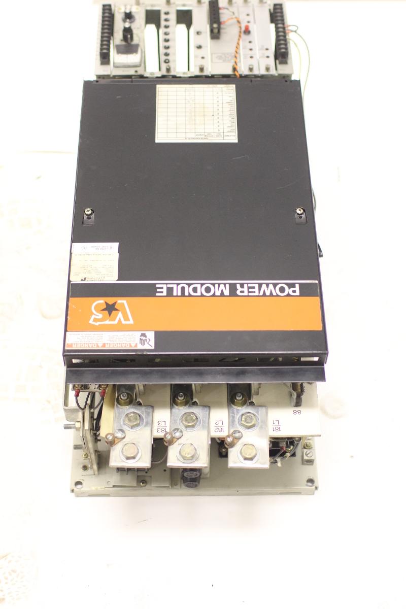 Reliance Maxpak Plus Vs Dc Motor Drive 300 Hp 500v Armature 300v Field Industrial Solutions