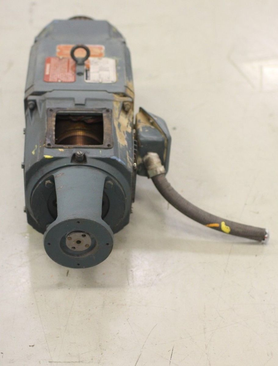 Used reliance super rpm dc motor m27857 t1 xm 10 hp for 10 hp dc electric motor