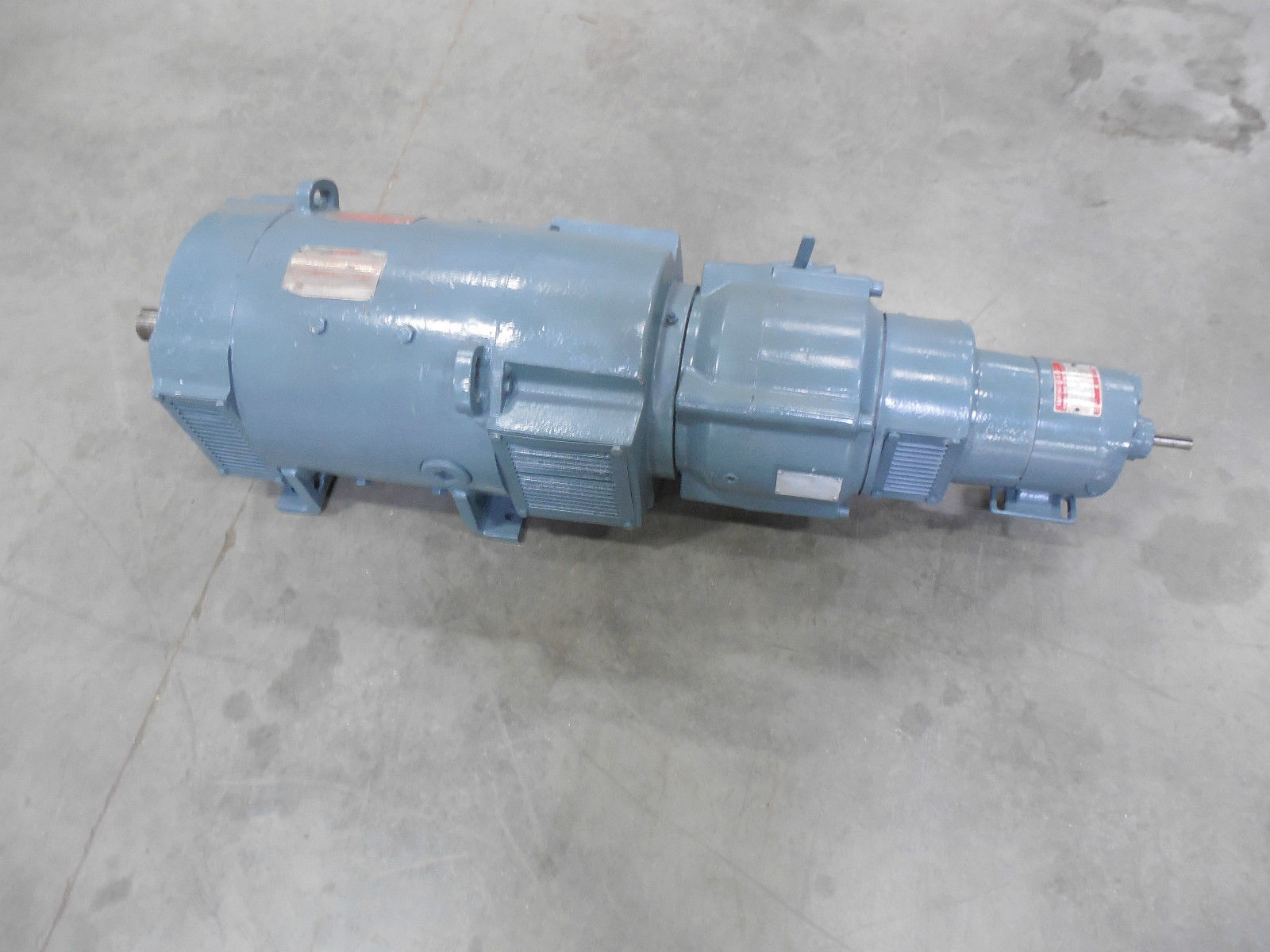 Rblt ge kinamatic dc motor 5cd173na016a007 25 hp cd287aty for 25 hp dc electric motor