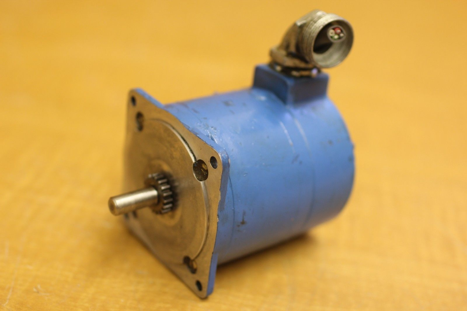 Used Superior Electric Slo Syn Synchronous Stepping Motor Ss50 1280 665 Rpm Ebay