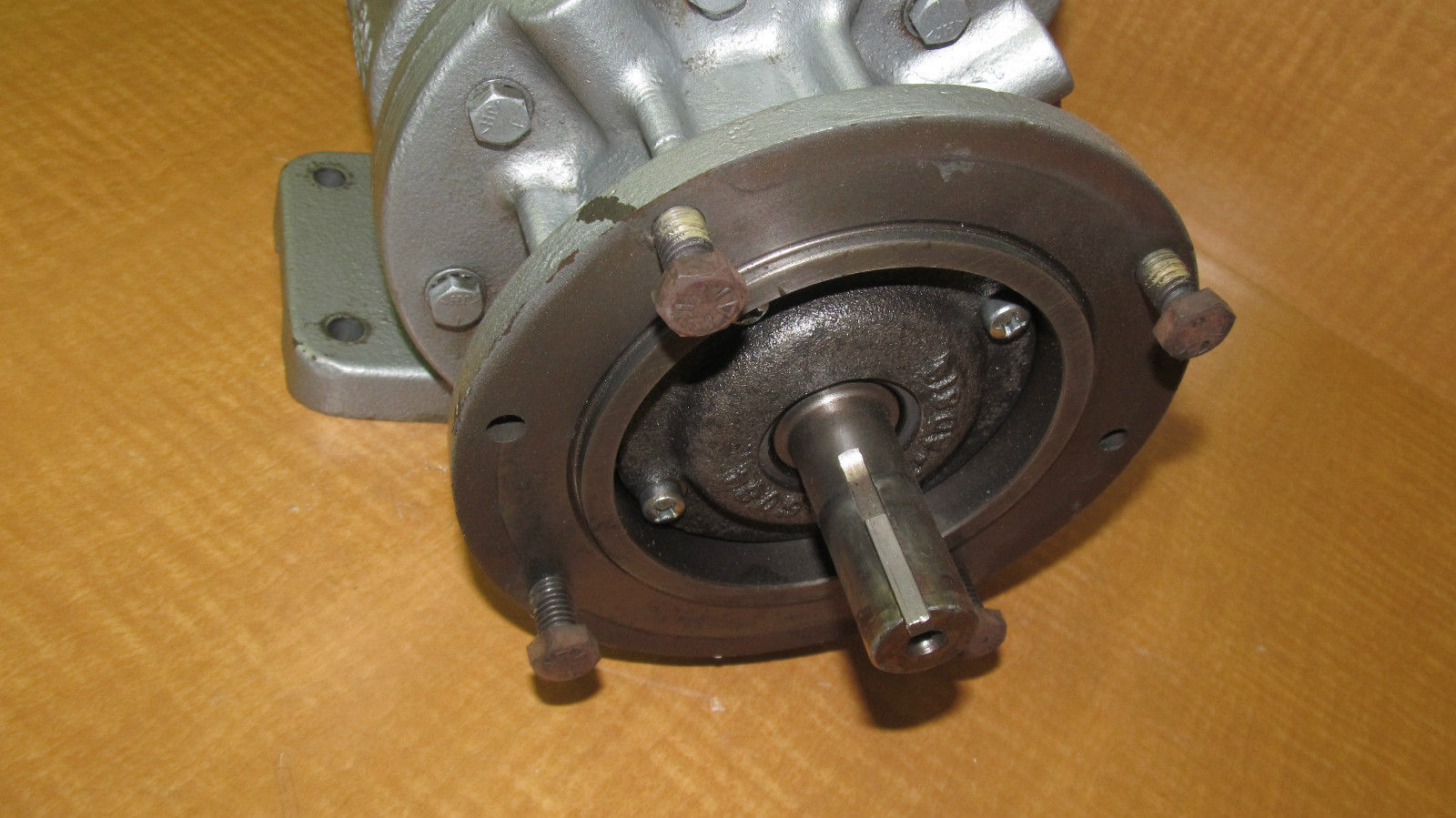 Rebuilt Ingersoll Rand Ad 800 Ad800 Gast Air Motor Ii2