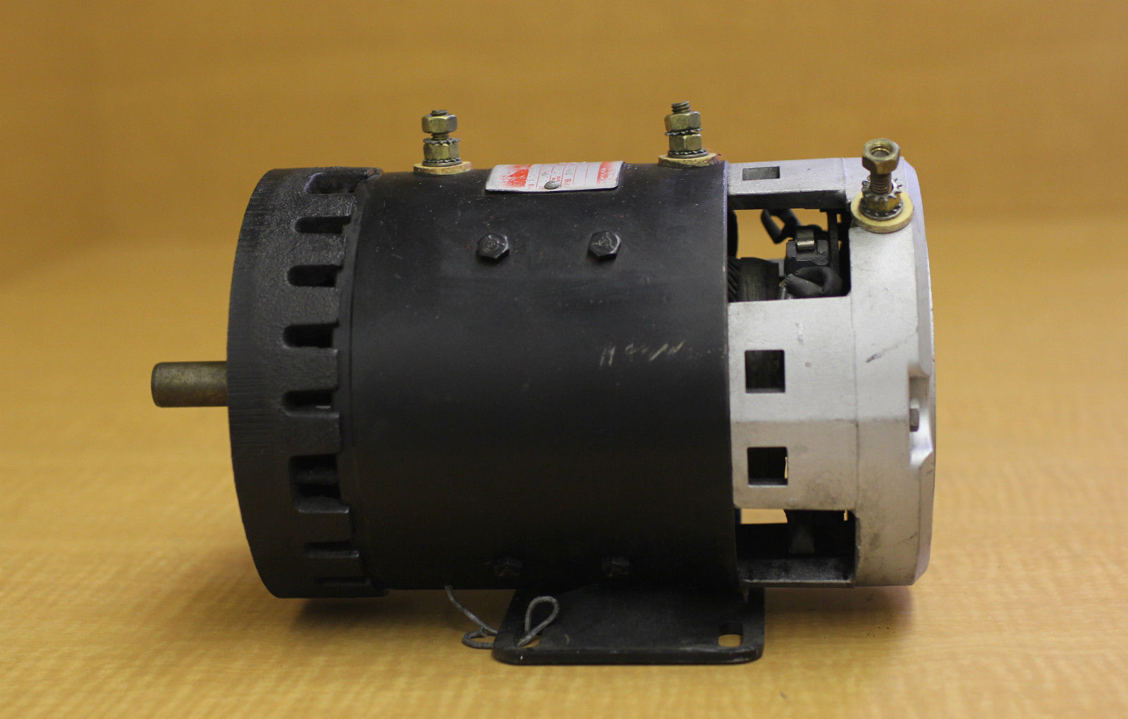 Used Ge Forklift Dc Motor Tested Guaranteed 5bc48jb752a
