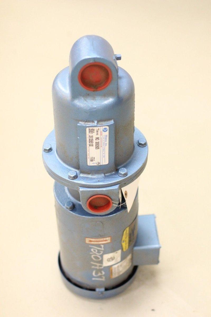 New Moyno Pump 35651 3913565100 Baldor 1 5 Hp Motor