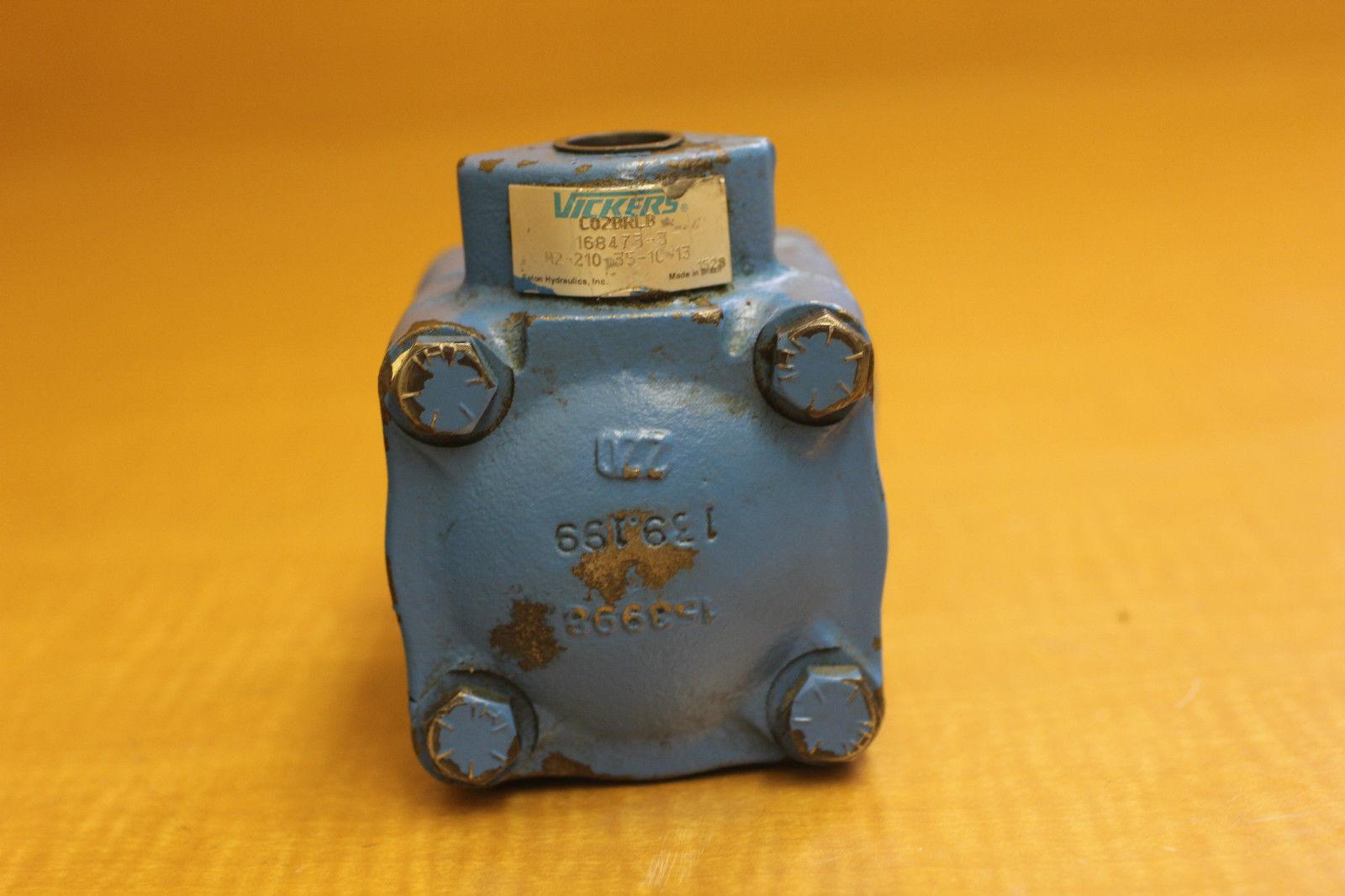 Eaton Vickers Hydraulic Pumps – Home Exsplore