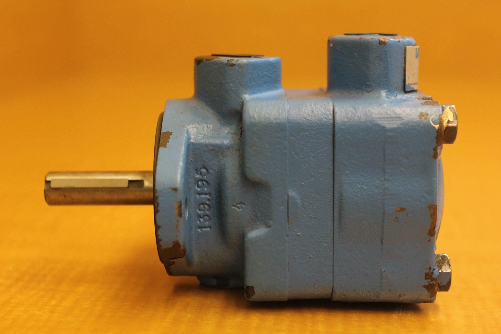Rblt Vickers Eaton Hydraulic Oil Pump Vane Motor 168473 3