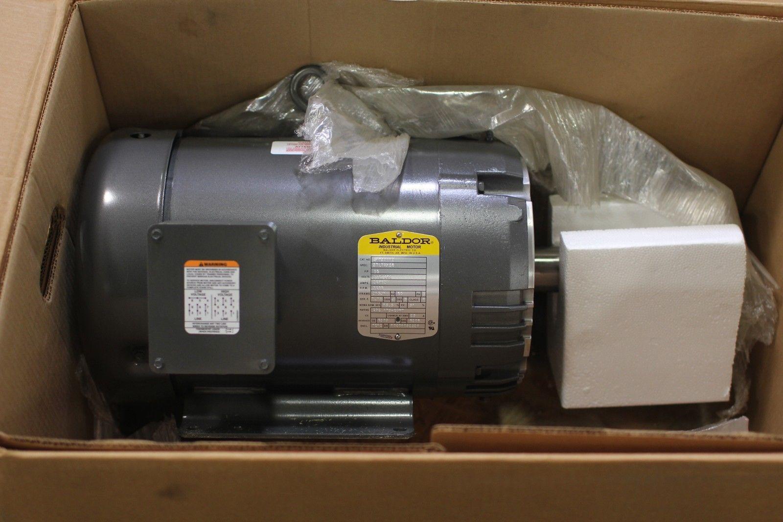 New Baldor Electric Pump Motor Jpm3711t 37l79x56 10 Hp