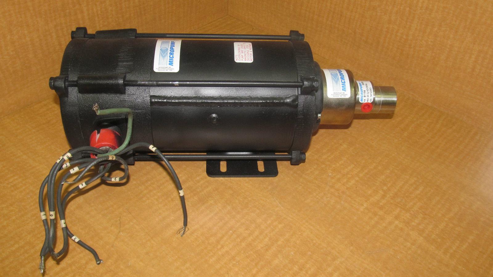 Idex Micropump Motor Magnetic Drive 81154 0608 O C Gj