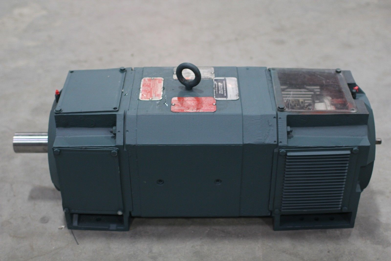 rblt reliance electric dc electric motor lc2512atz 50 hp