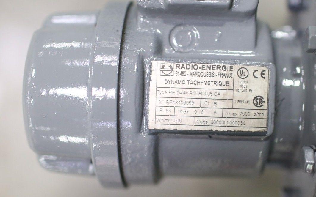 Rblt Siemens Dc Metric Motor 1gg6202 0ne40 9zv1 Z 105 Kw