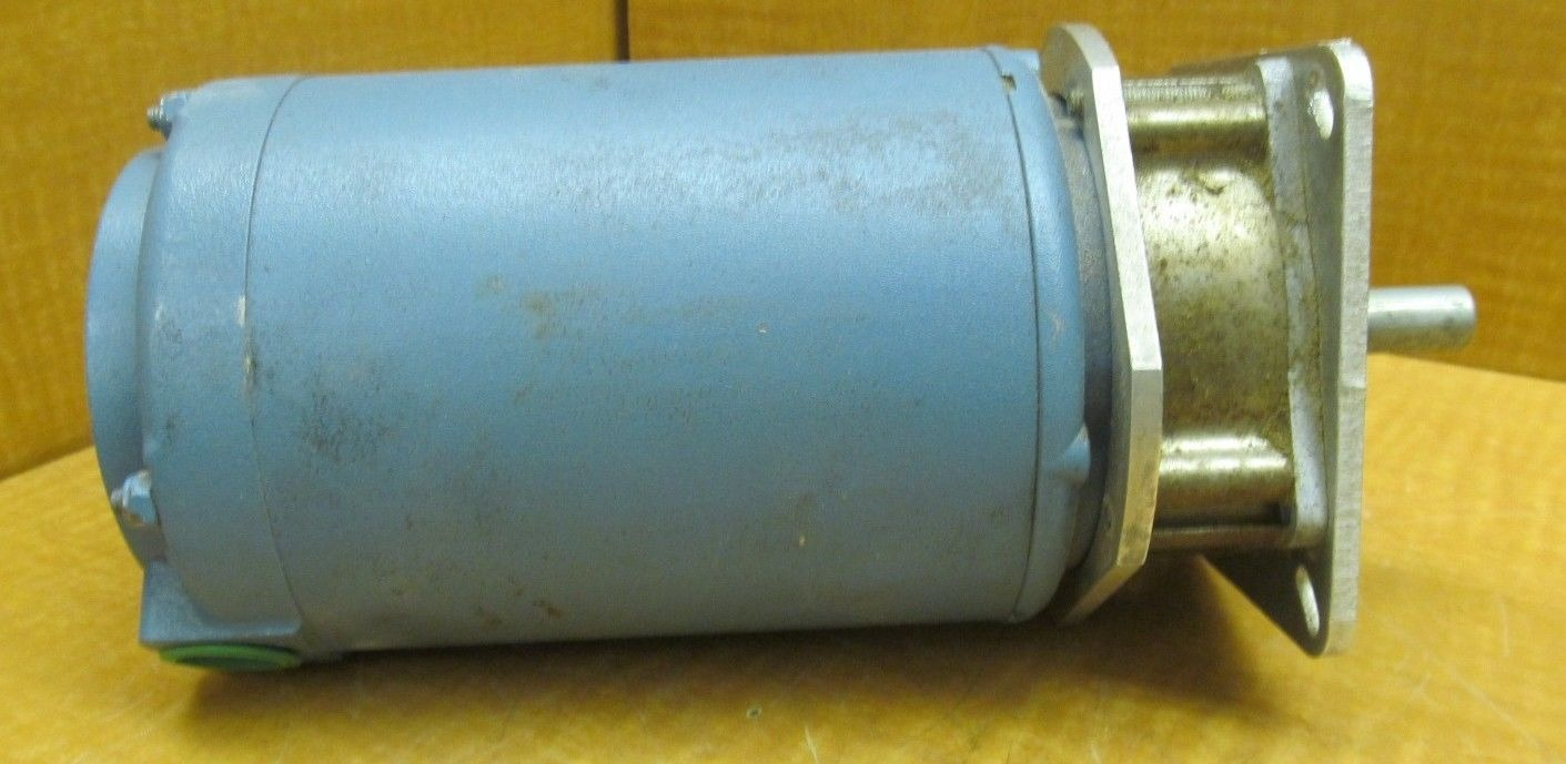 Used Superior Electric Synchronous Motor Ss400bg4 1 Phase