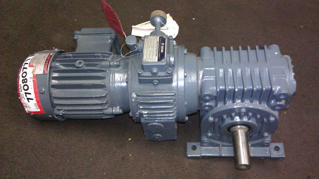 Lenze Emod Motor Ajustable Gear Caja De Cambios 71l 2 55