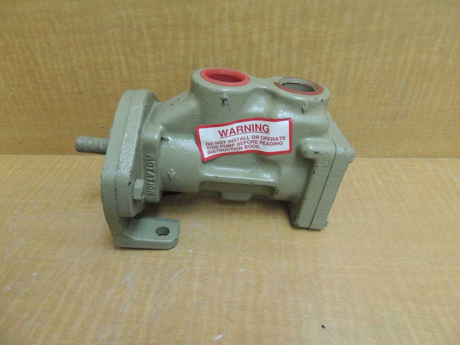 Hydraulic Pump: Imo Hydraulic Pump