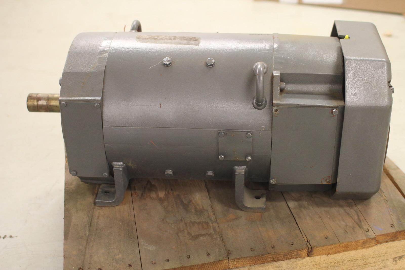New Baldor 25 Hp Dc Motor D5525p P32800610228 1750 2300