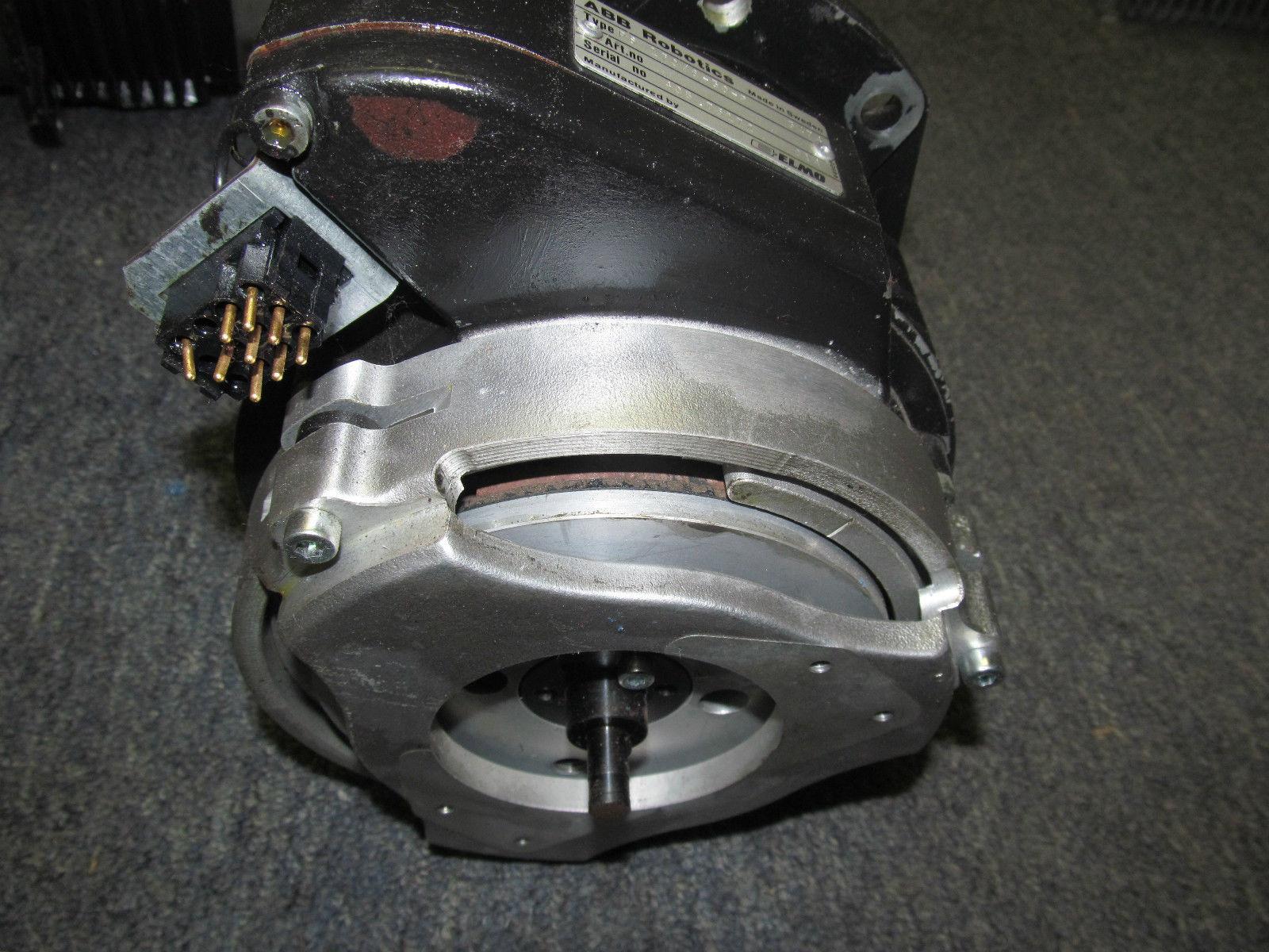 Used Abb Robotics Servo Motor Ps130 6 30 P 3474 Ebay