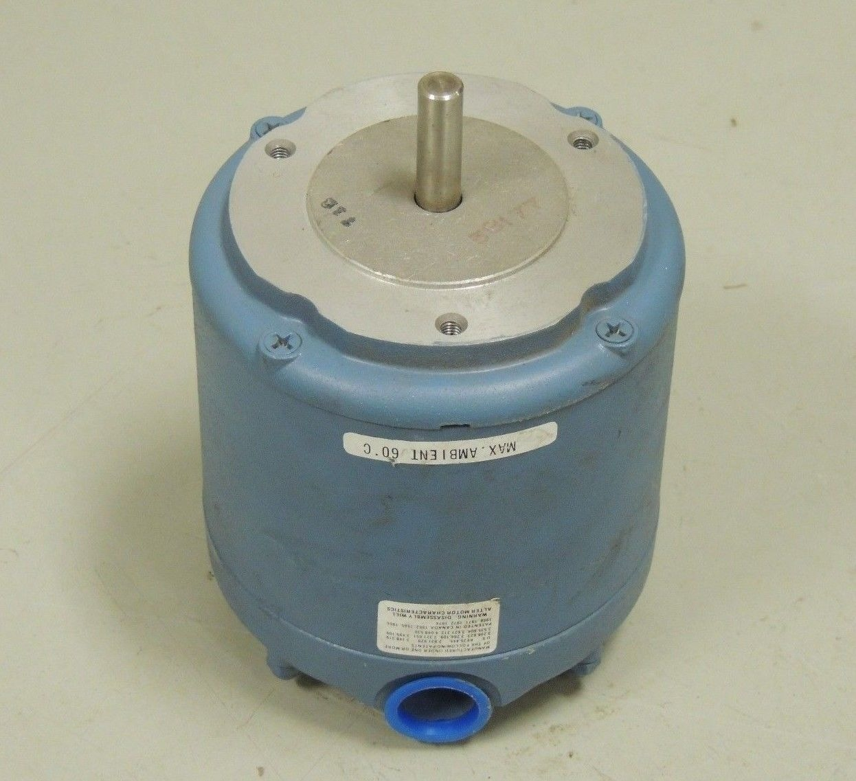 New Superior Electric Slo Syn Synchronous Stepping Motor Bm101024 Ss250 120v Ebay