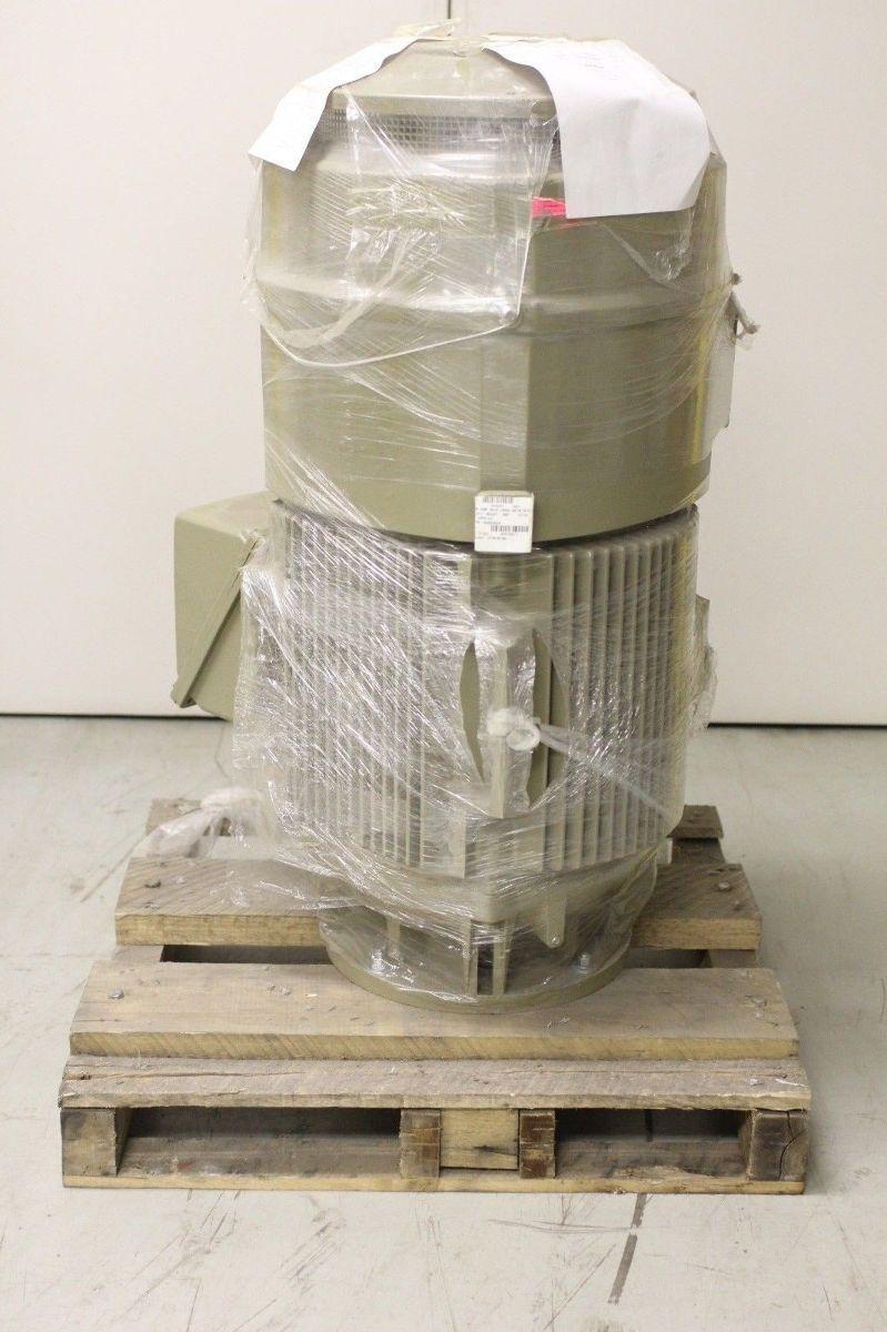 New Ge 100 Hp Vertical Motor 5k405st6454a 1790 Rpm