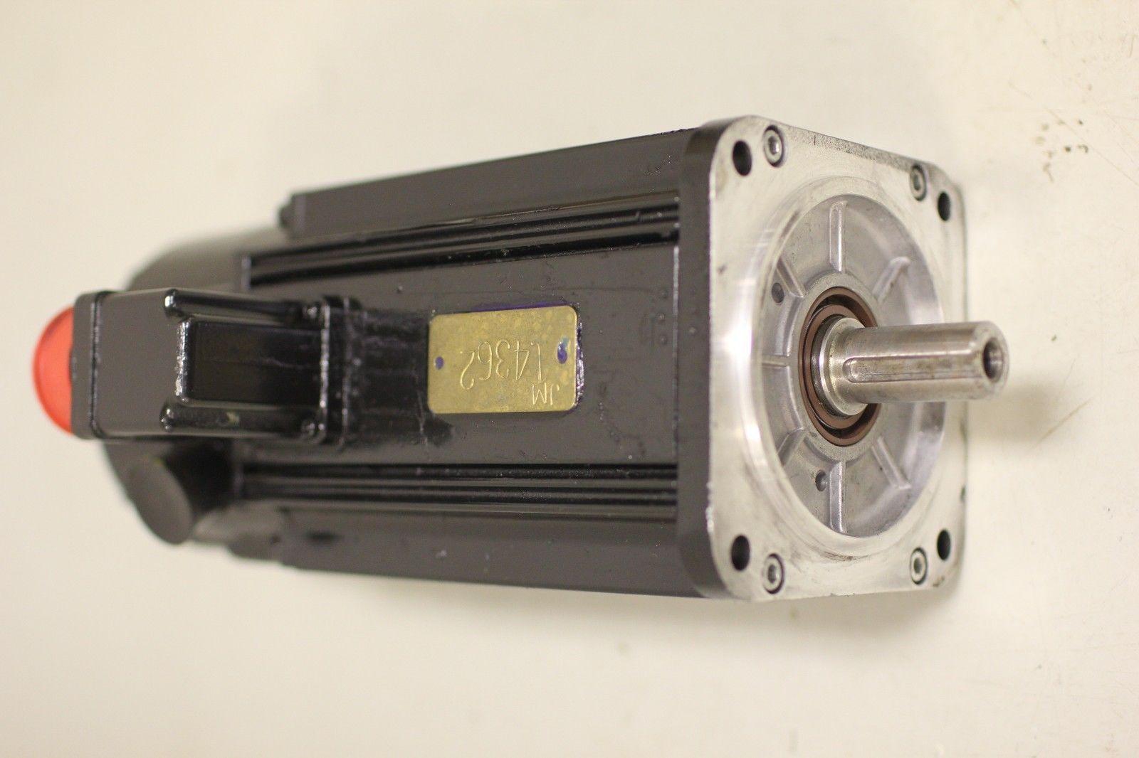 Rbt Rexroth Indramat Permanent Magnet Motor Mac071b 0 Fs 3