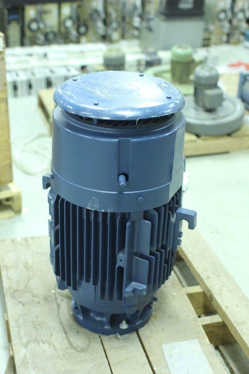 New Pe 21 Plus Siemens Vertical Pump Motor Rgzvesd 20 Hp