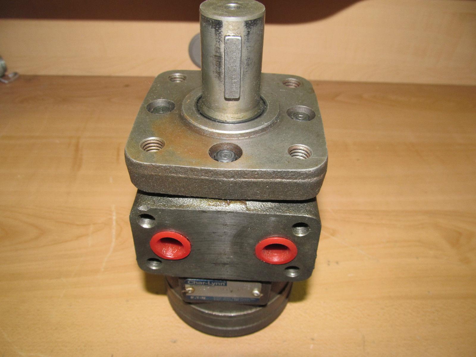 Used char lynn eaton hydraulic motor 101 1018 007 for Char lynn hydraulic motor repair
