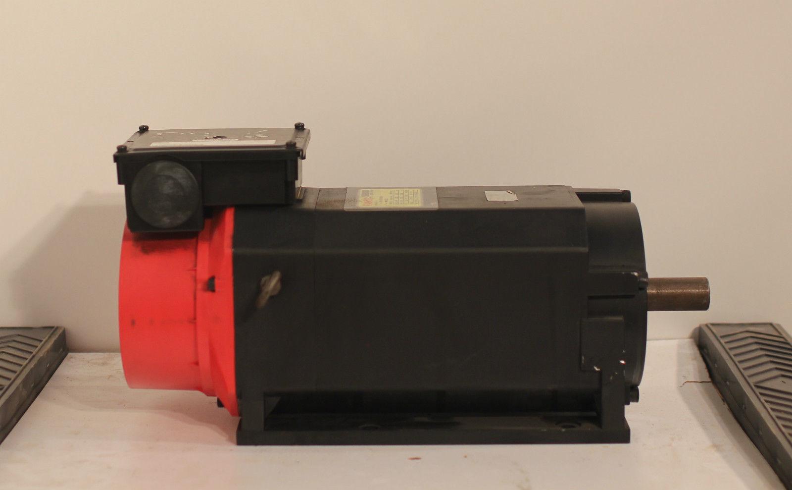 Rblt Fanuc Ac Spindle Servo Motor 3s A068 0753 B200 R 3 7