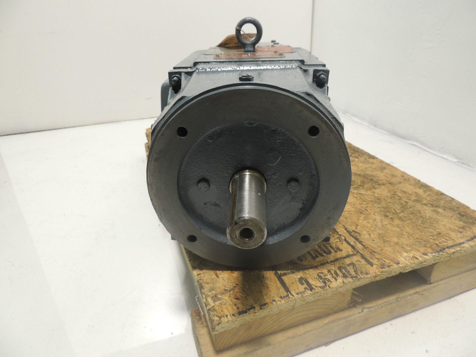Rblt Reliance Electric B1812atcz Dc Motor 10 Hp 1750 2300